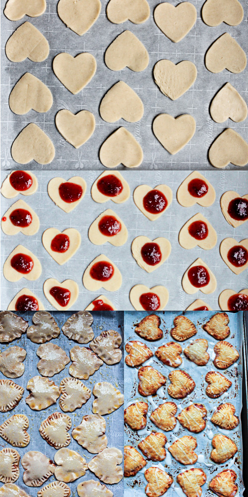 Heart Pies